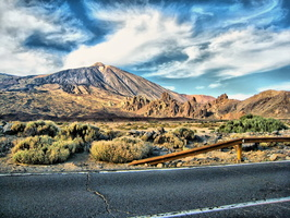 Tenerife - mont Teide (Canaries)