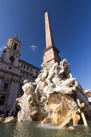 Rome - place Navona