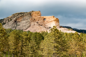 USA - Crazy Horse National monument